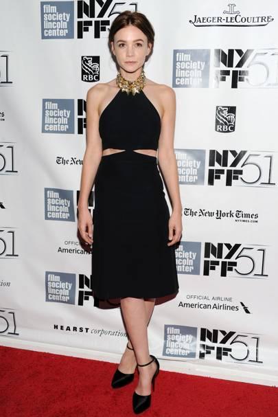 Inside Lleywn Davis premiere, New York - September 28 2013