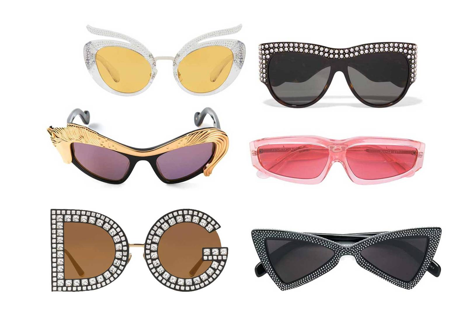 9176d814205 The Sunglasses Trends To Get On Board With This Season