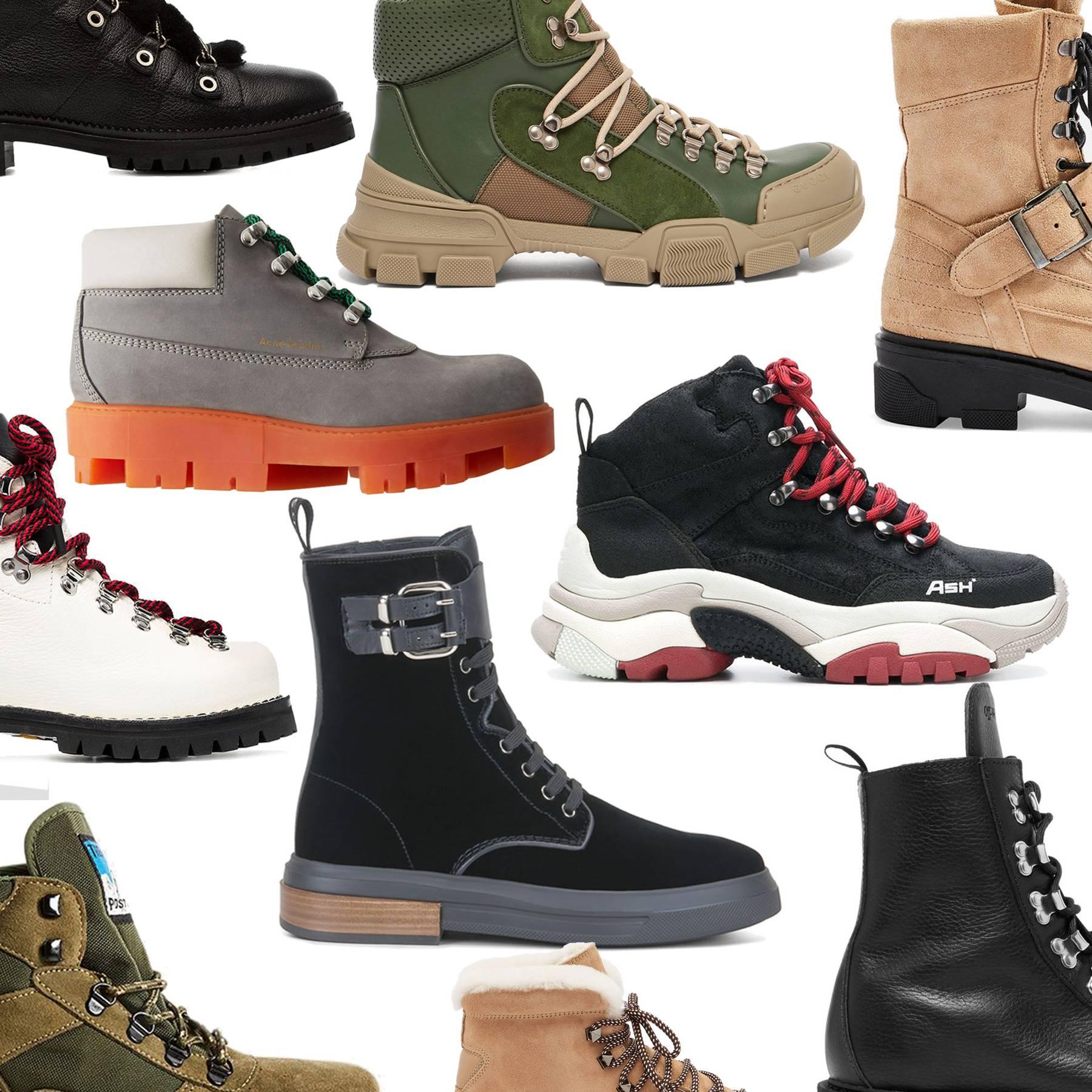 0656e23bdb8 Best Hiking Boots 2018: The Vogue Edit   British Vogue