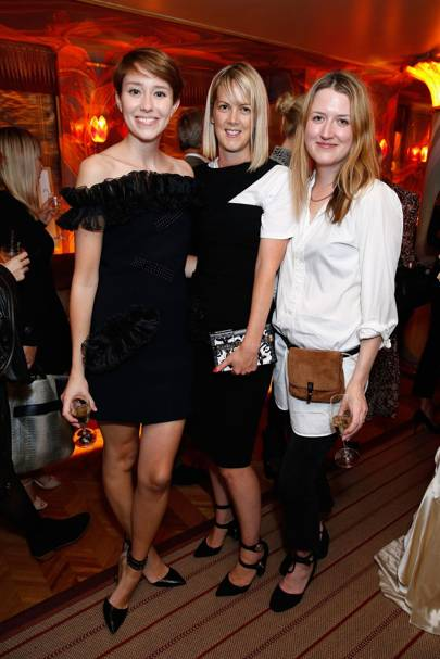 Ellie Pithers (Left) - Fashion Features Editor
