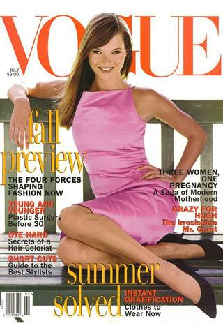 American Vogue, July 1995