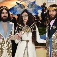Alessandro Michele, Lana Del Rey and Jared Leto.