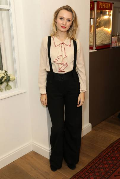 """Chanel and Laura Bailey Celebrate """"Mary Queen of Scots"""", London - January 18 2019"""