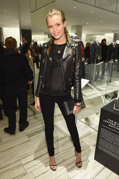 Barneys Downtown opening, New York - March 17 2016
