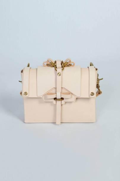 Niels Peeraer sealed bow handbag, £485