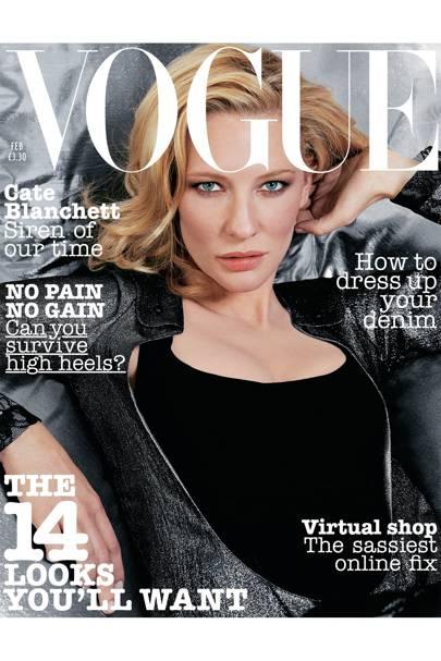 Vogue Cover, February 2004