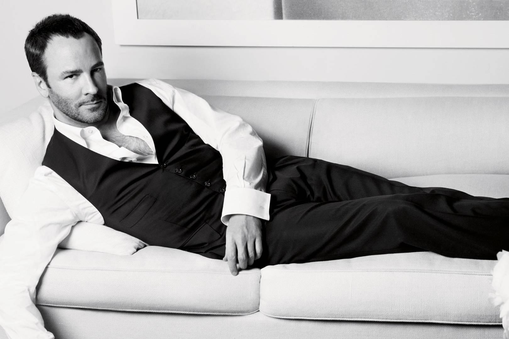 Tom Ford Quotes British Vogue