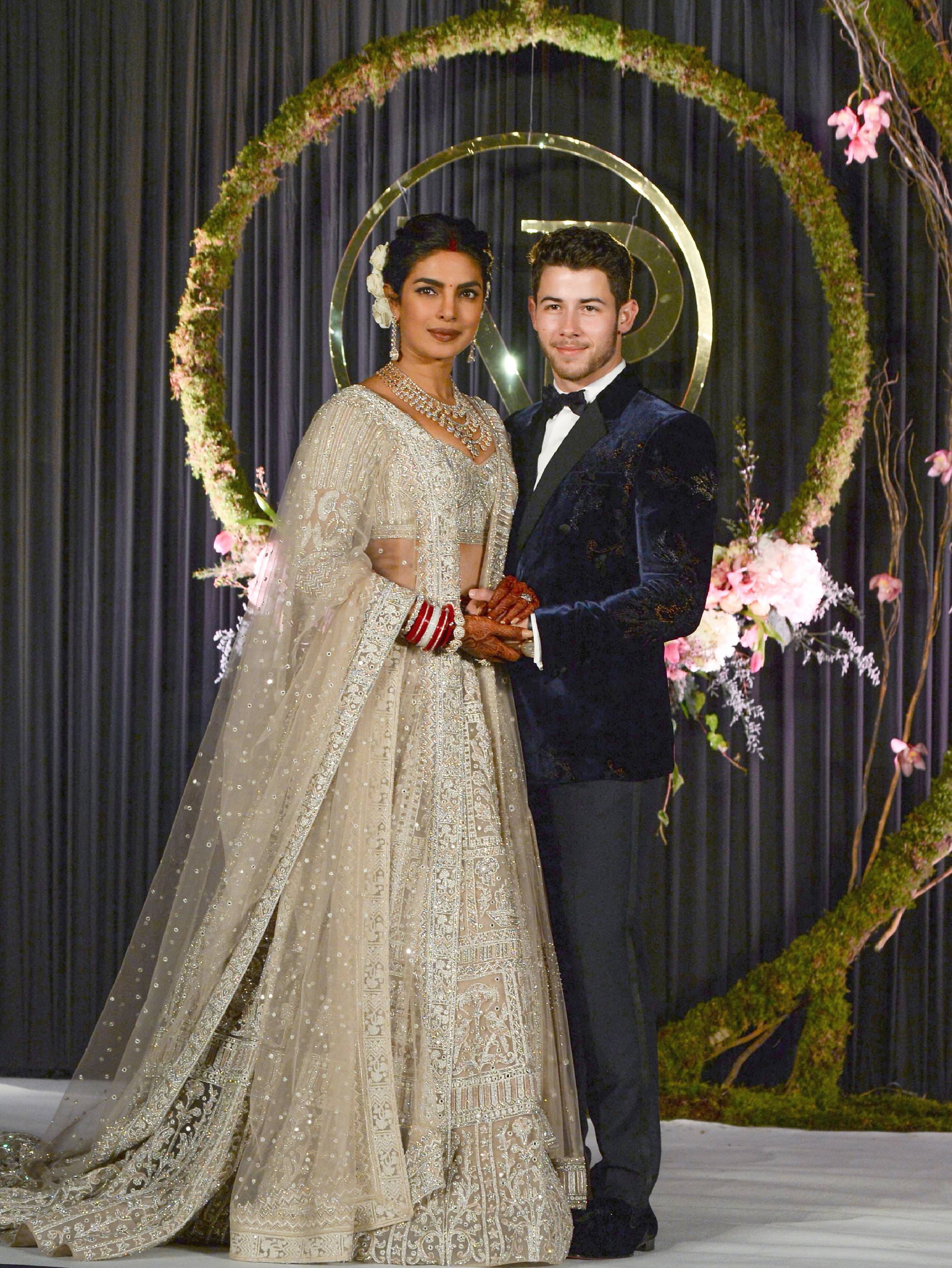 00be2318e Priyanka Chopra's Wedding Dress: Ralph Lauren Reveals New Details | British  Vogue