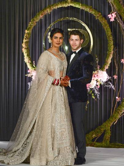 Celebrity Weddings 2018 British Vogue