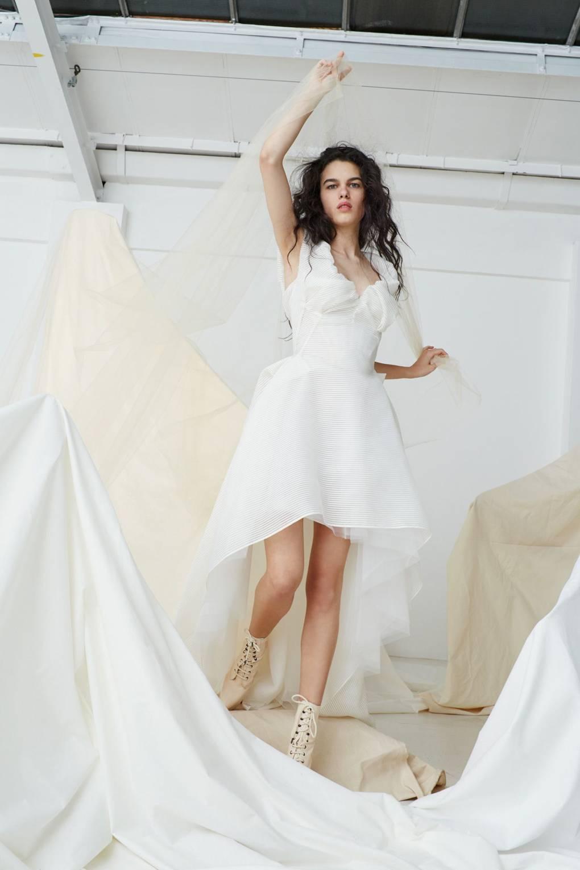 Vivienne Westwood Bridal Wedding Dress Collection Gallery   British ...