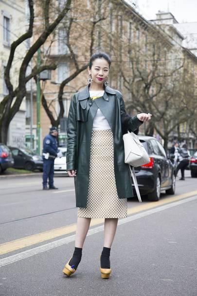 Yu Lee, journalist