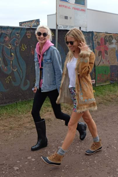 Glastonbury Festival, Somerset - June 24 2017