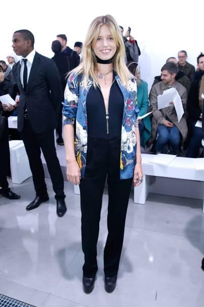 Louis Vuitton autumn/winter 2016 menswear show, Paris - January 21 2016