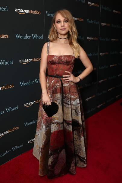 'Wonder Wheel' film premiere, New York – November 14 2017