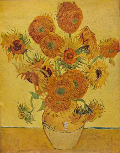 Sunflowers (1888)