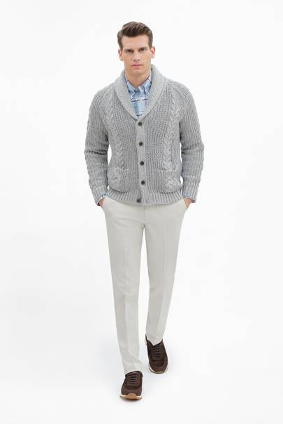 Brooks Brothers Spring/Summer 2018 Menswear show report