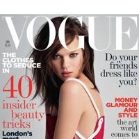 Vogue Cover, January 2006