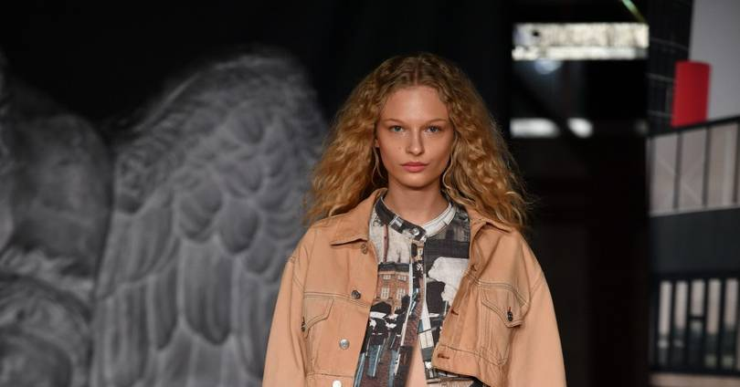 ee509074 Ganni Autumn/Winter 2018 Ready-To-Wear show report | British Vogue