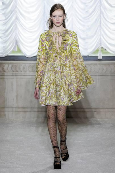 The Super Short Dress