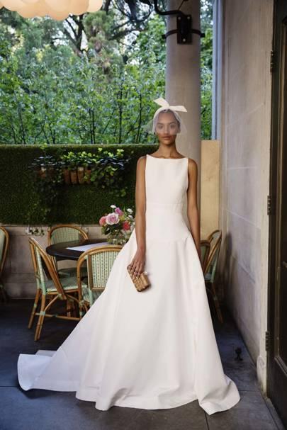 2c4ffd36a812 Lela Rose Spring Summer 2018 Bridal show report