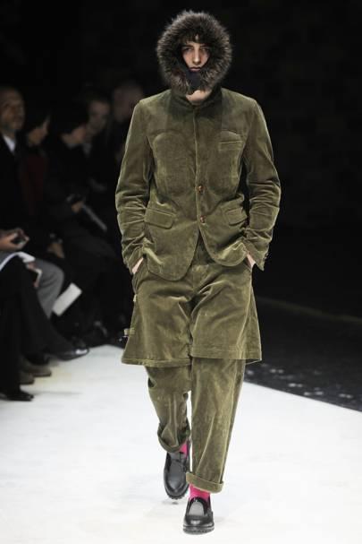 8d8fb75e3ee5a7 Comme Des Garcons Homme Plus Autumn Winter 2010 Menswear show report ...