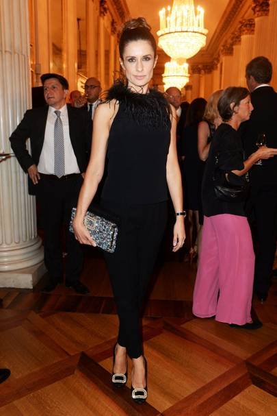One Night One Voice: Condé Nast celebrates Italian culture - September 18 2013