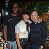 GQ Style and Browns Fashion LFWM party, London - June 10 2018