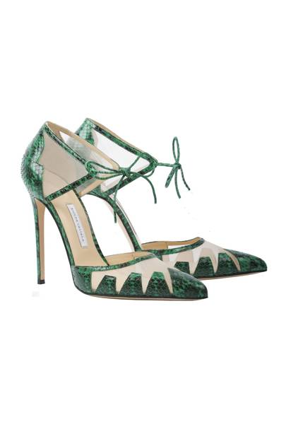 Super-High Heels