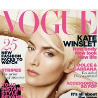 Vogue cover, April 2011