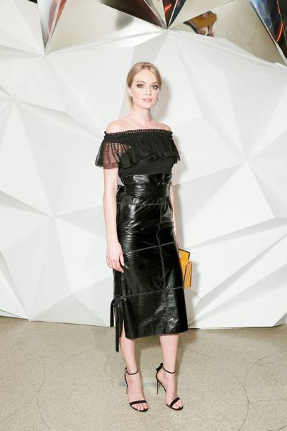 Guggenheim Young Collectors Party, New York - March 31 2016