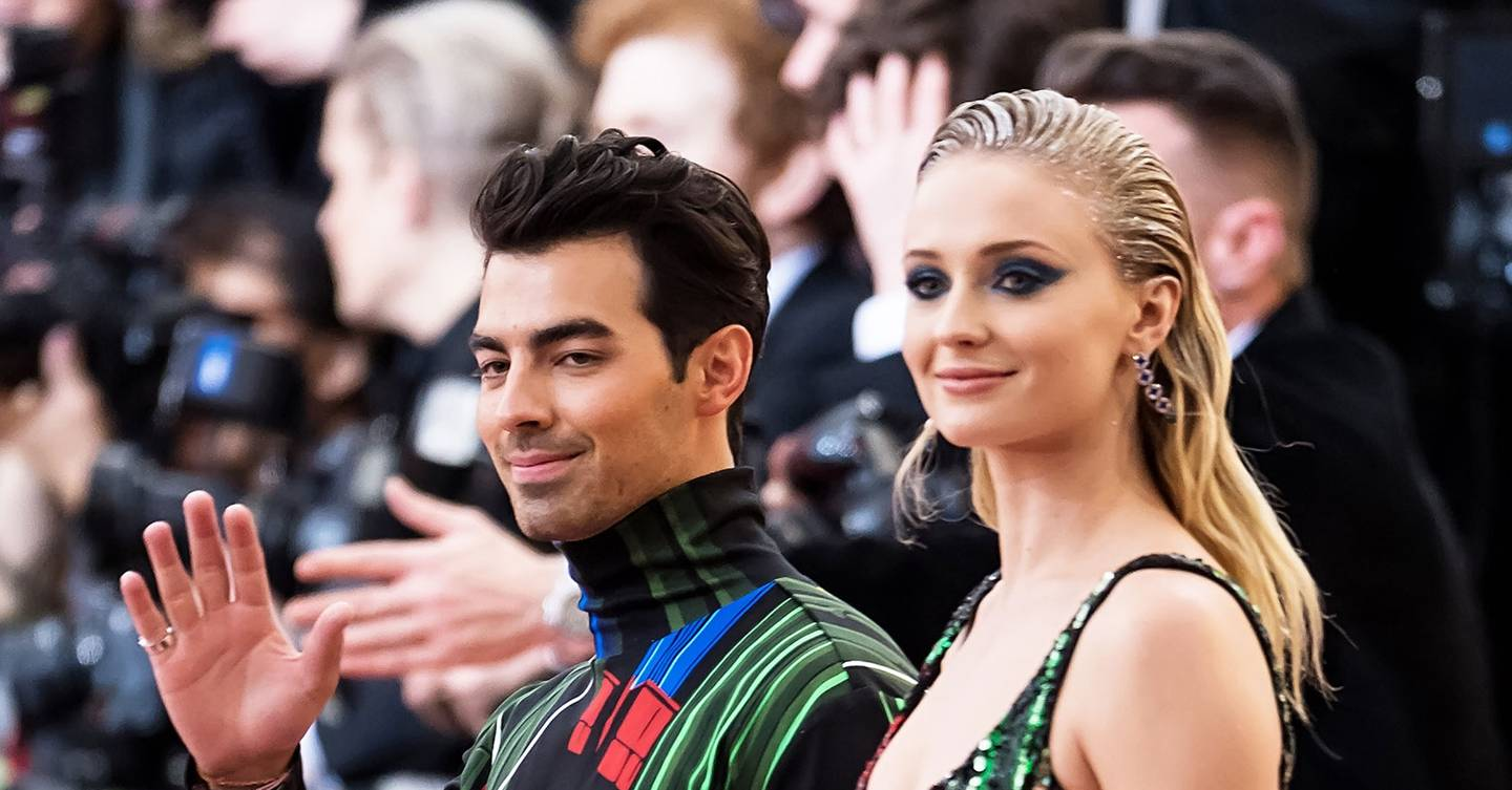 """Sophie Turner Opens Up About Getting """"Cold Feet"""" Before Marrying Joe Jonas"""