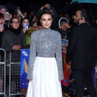 """Colette"" premiere, BFI London Film Festival - October 11 2018"