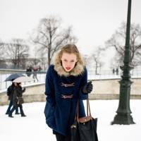 Cyrielle Gulacsy, art student