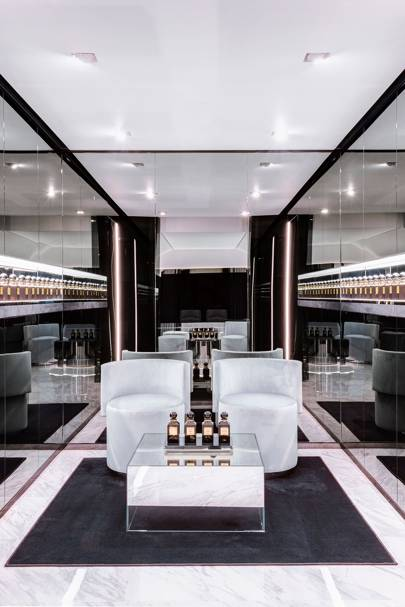 Tom Ford Beauty London Store British Vogue