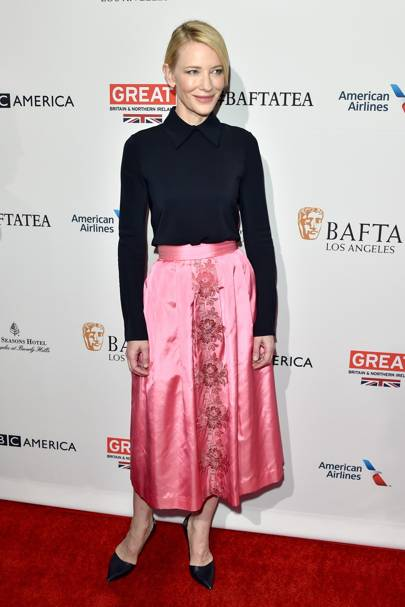 BAFTA Tea, Los Angeles – January 9 2016