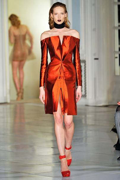 Fyodor Golan autumn/winter 2013-14