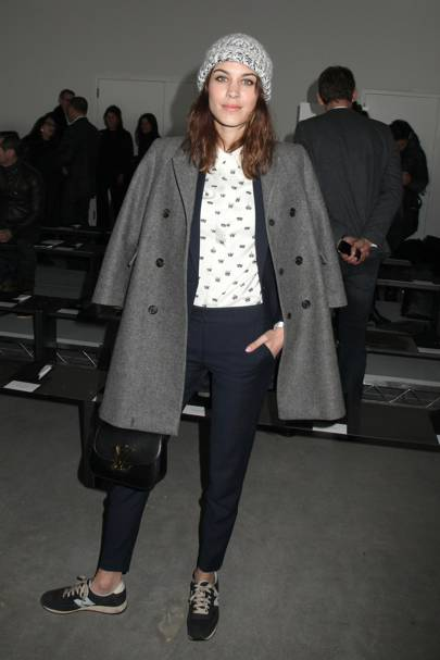 Calvin Klein Collection show - February 13 2014