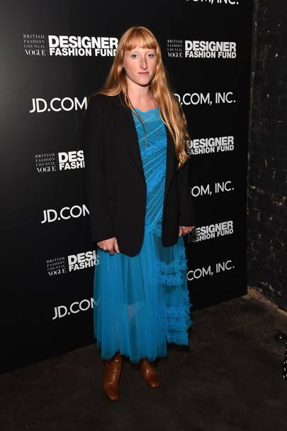 BFC Vogue Fashion Fund and JD.COM Cocktail Party, London Fashion Week - September 18 2017
