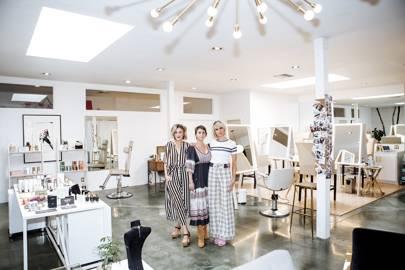 The One-Stop Beauty Shop: Striiike