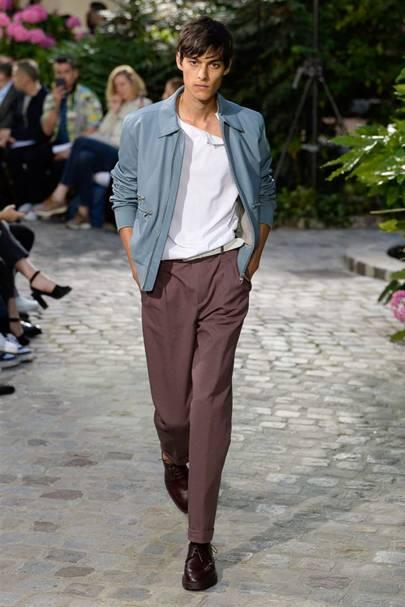 Hermès Spring Summer 2019 Menswear show report  64ed584979d