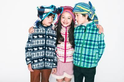 Uniqlo childrenswear autumn/winter 2013
