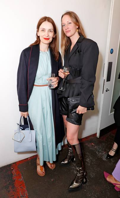 Fashion East and Bistrotheque LFWM dinner, London - June 11 2018