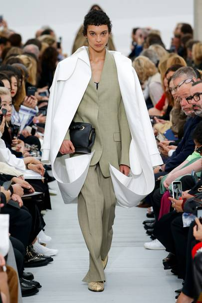 8390996ca9 Celine Spring/Summer 2018 Ready-To-Wear show report | British Vogue