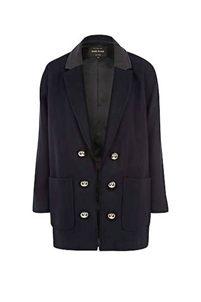 Boyfriend coat
