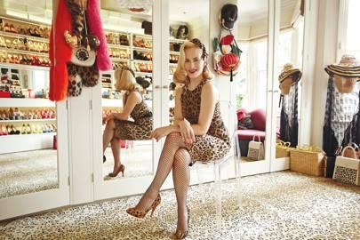 Inside October Vogue