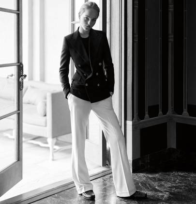 The RL Blazer, worn by Lady Jean Campbell