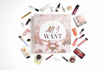 Glossybox 'All I Want' Advent Calendar