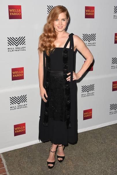 Mill Valley Film Festival opening night, California – October 6 2016