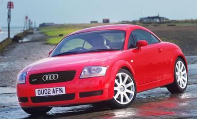 Audi - TT, 2000