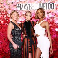 Maybelline 100 Years party, New York - May 14 2015
